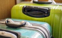 田柄でのスーツケースの鍵トラブル